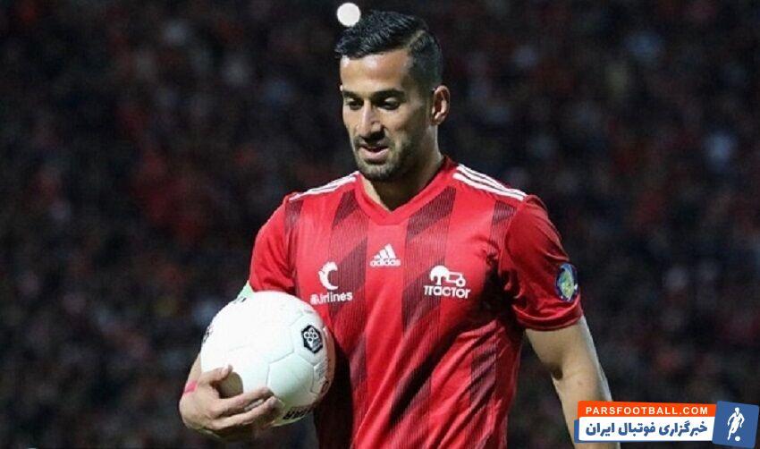 احسان حاج صفی کاپیتان تیم ملی بعد از جام حذفی به یونان می رود تا با باشگاه آریس این کشور وارد مذاکره شود.