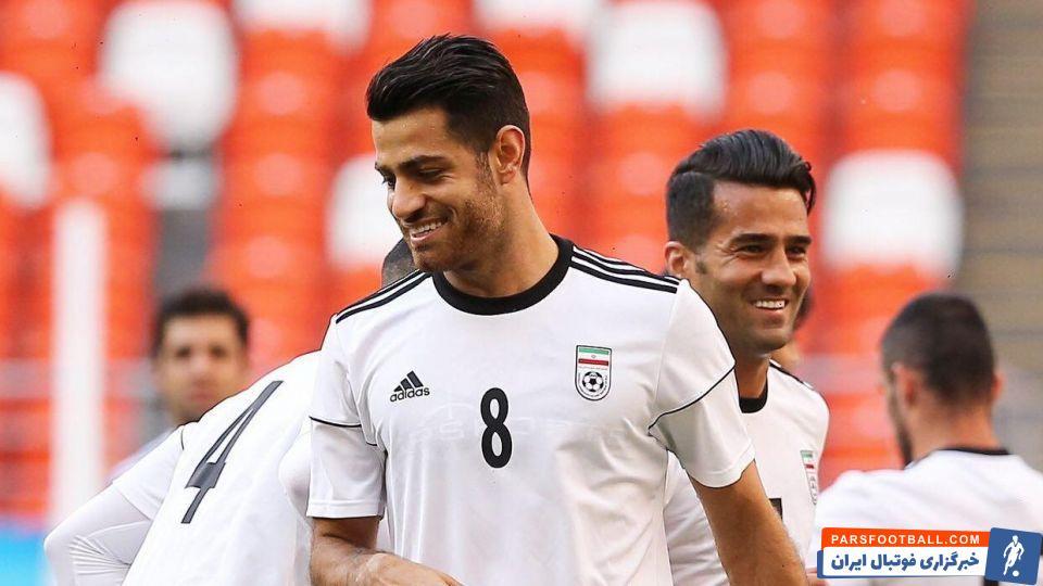 کانون هواداران العربی قطر با انتشار تصویری از مرتضی پورعلی گنجی مدافع ملی پوش کشورمان از جدایی این بازیکن ایرانی از تیم قطری خبر داد.