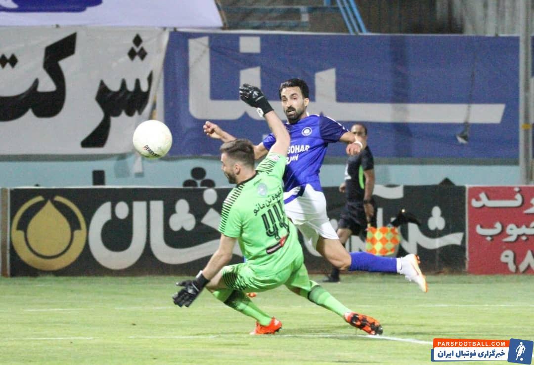 سیداحمد موسوی احمد موسوی سیداحمد موسوی در حالی این گل زیبا را با فرار دیدنی خود به ثمر رساند، سیرجانی به شدت به سه امتیاز بازی مقابل قهرمان زودهنگام لیگ نیاز دارند.