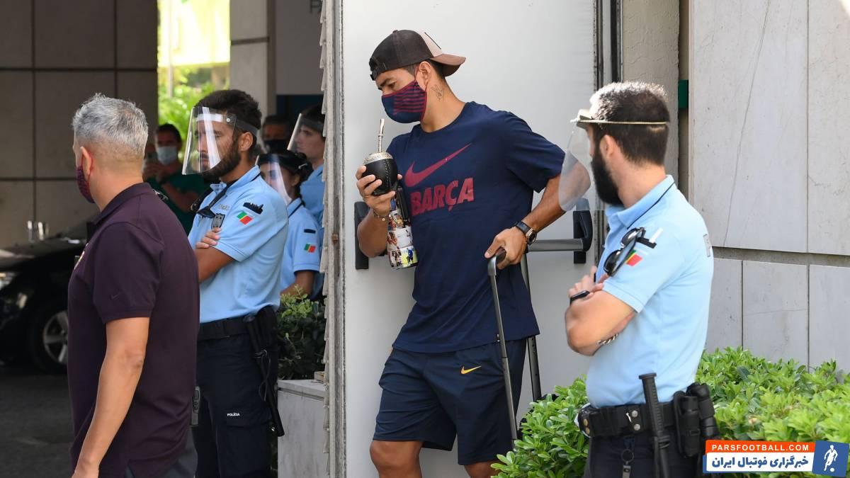 بر خلاف جنجال های اخیر در بارسلونا ورق برگشت