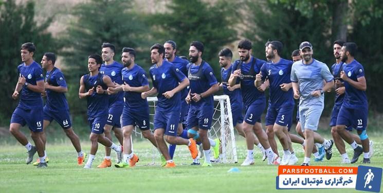 گزارش تمرین امروز استقلال ؛ حضور ستاره های مصدوم در تمرین + سند