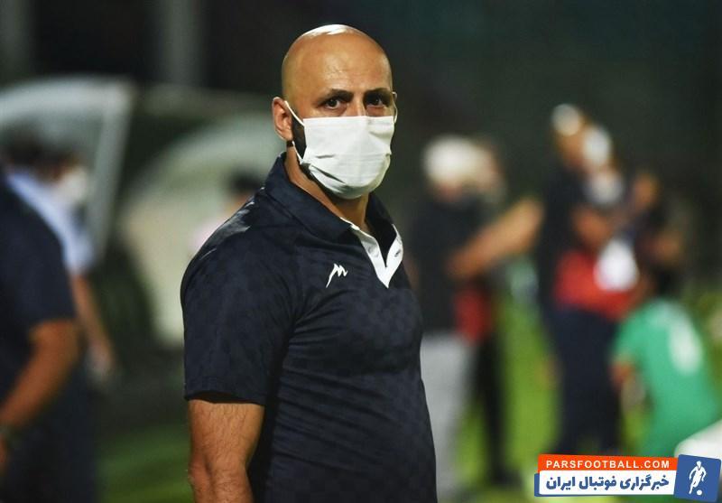 حمله مربی ماشین سازی به فدراسیون: آقایان مسئول! فوتبال ایران پاک نیست