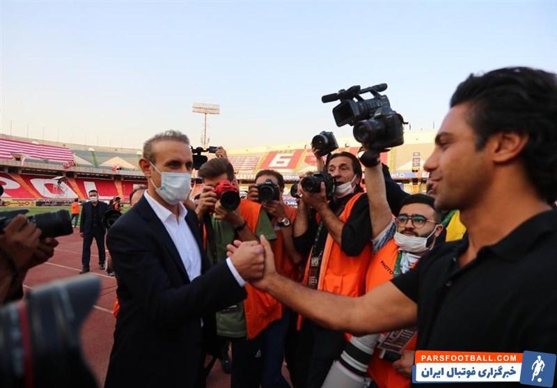 انتقاد تند ستاره پیشین پرسپولیس و استقلال از صحبت های گل محمدی و استعفای فرهاد مجیدی