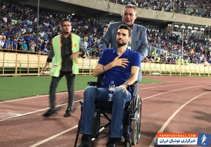 پادوانی: با ۷۰ درصد معلولیت رو به رو هستم اما باشگاه استقلال مرا رها کرده است