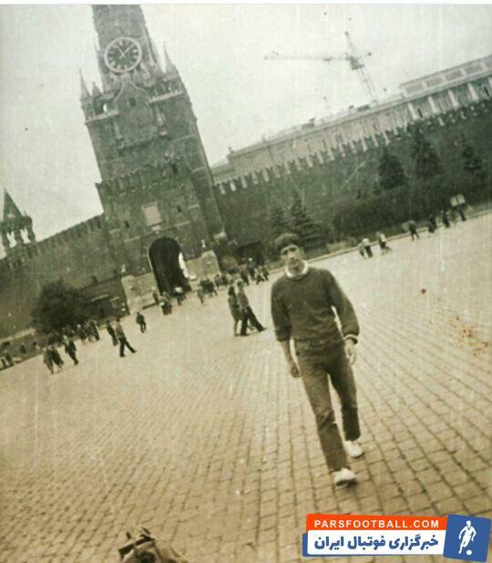 تصویری از مرحوم ناصر حجازی ، دروازهبان پیشین تیمملی و باشگاه استقلال در منطقه «وست مینستر» شهر لندن منتشر شده که مربوط به دوران جوانی اوست.