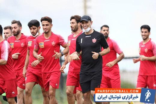 پرسپولیس- گل محمدی