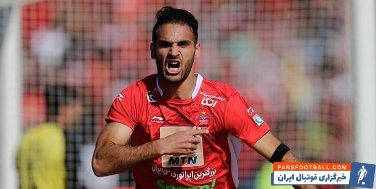 احمد نوراللهی ؛ پرسپولیس