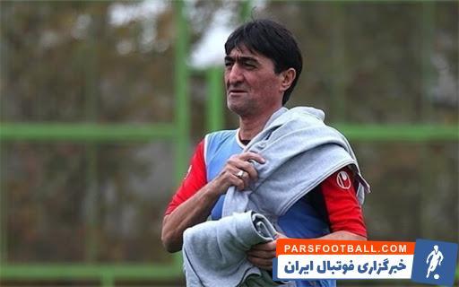 ناصر محمدخانی ؛ پرسپولیس
