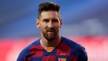 پیرو آسیلیو مدیر ورزشی باشگاه اینتر به جذب لیونل مسی واکنش نشان داد.