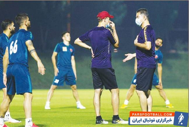 تحدید گل محمدی علیه مدیران پرسپولیس : یک بازیکن دیگر جدا شود من هم می روم