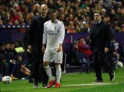 زیدان و اولین حضور ادن هازارد در فهرست رئال مادرید