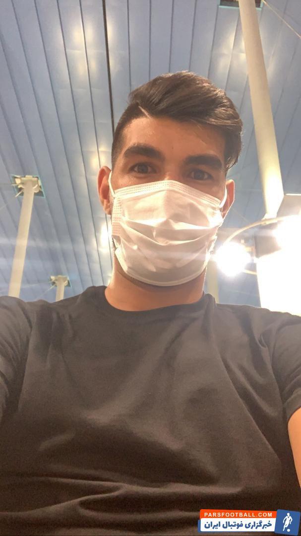 شهریار مغانلو قرار است پس از ورود به پرتغال، در تستهای پزشکی تیم سانتاکلارا حضور پیدا کند و سپس پروسه امضای قرارداد او طی خواهد شد.