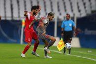 بشار رسن هافبک عراقی سرخها که طی دو دیدار قبلی مقابل التعاون ستاره شماره یک این تیم بود، برابر الدحیل راه به جایی نبرد.