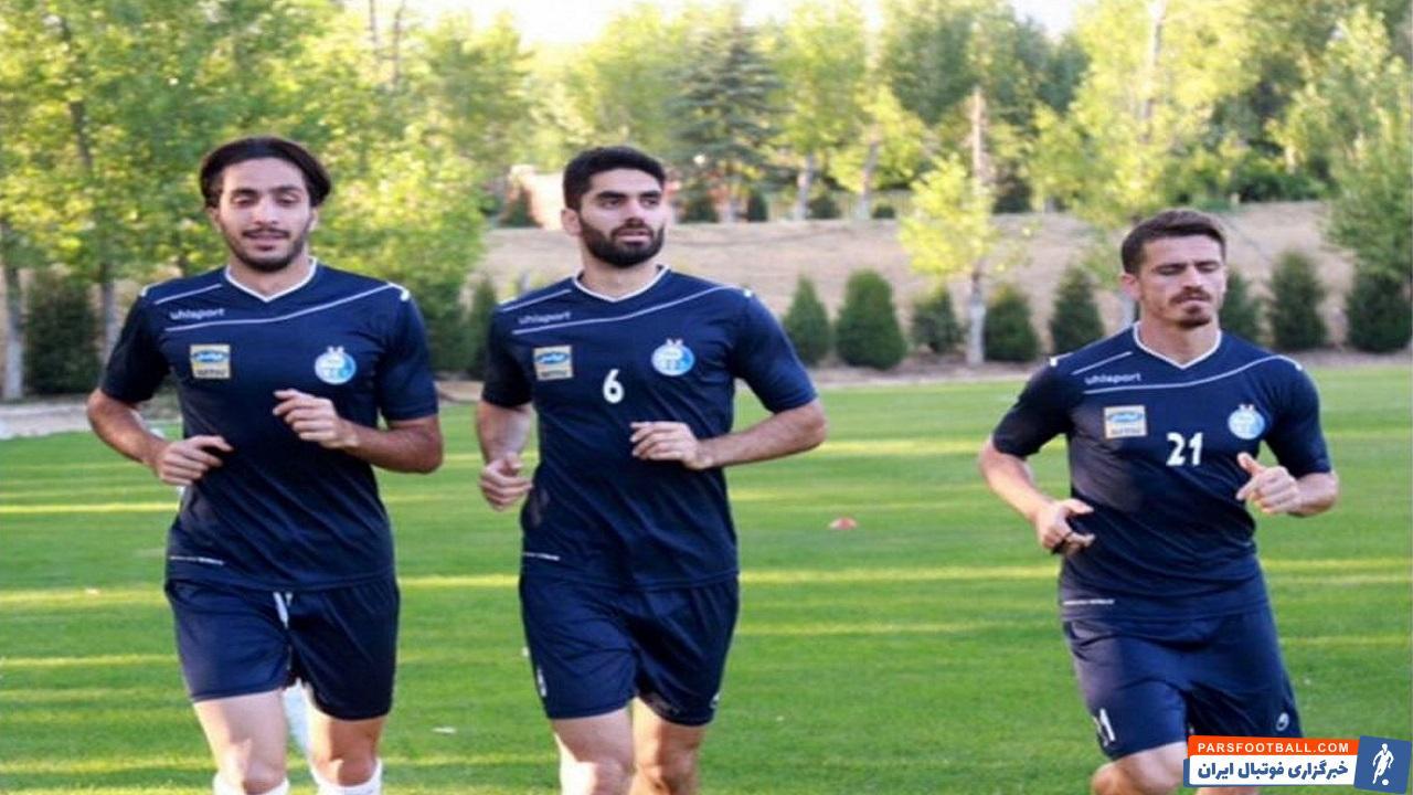 آخرین وضعیت حضور دو ستاره استقلال مقابل الشرطه