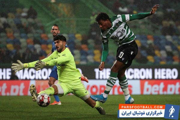 پیشنهاد یک تیم از ترکیه به امیر عابدزاده ؛ سنگربان ایرانی ، لیگ پرتغال را ترک خواهد کرد ؟