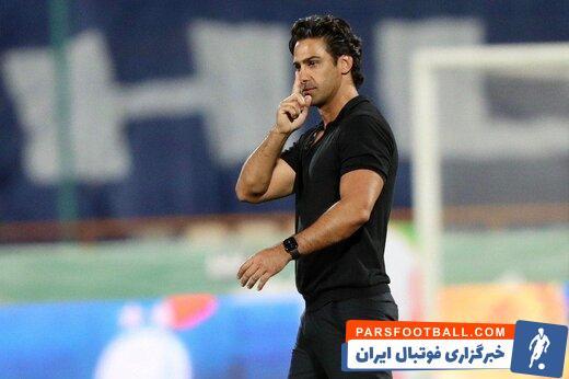 فرهاد مجیدی پیروزی استقلال در بازی دیشب را تبریک گفت.+عکس