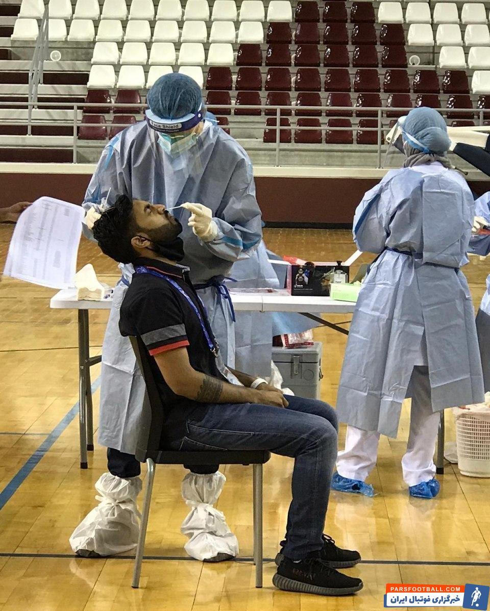 کارکنان ورزشگاه های قطری نیز به دستور کنفدراسیون فوتبال AFC باید برای انجام پروتکل های بهداشتی آماده باشند.