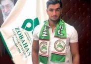 به نقل از سایت رسمی باشگاه ذوبآهن اصفهان، سید عبدالله حسینی مدافع فصل گذشته گلگهر سیرجان، با عقد قراردادی دوساله به عضویت تیم ذوب آهن درآمد.