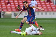 بارسلونا و رئال مادرید در ال کلاسیکو لالیگا