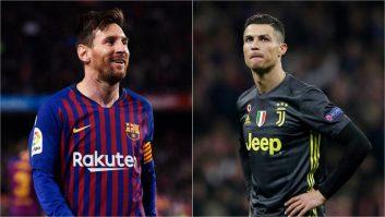 مسی ؛ بارسلونا ؛ رونالدو ؛ یوونتوس