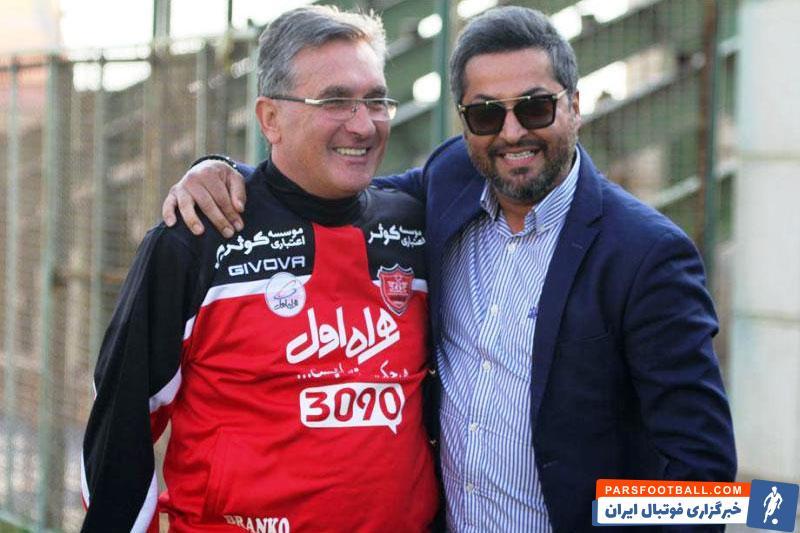 حمله بی سابقه مهرداد میناوند به علی پروین