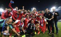 لیگ قهرمانان آسیا زیر پای بازیکنان پرسپولیس