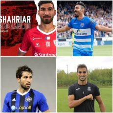 در ادامه رقابت های باشگاهی فوتبال در دنیا روز گذشته ( یکشنبه ) لژیونر های ایرانی در همه جای دنیا برای تیم هایشان بازی کردند و عملکرد نسبتا خوبی هم داشتند.