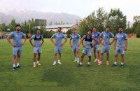 استقلال تهران و تمرین امروز با غیبت ستاره ها