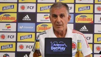 کلمبیا روز شنبه در شروع رقابتهای انتخابی جام جهانی 2022 در آمریکای جنوبی به مصاف ونزوئلا میرود کارلوس کیروش سرمربی این تیم خبرساز شده است.