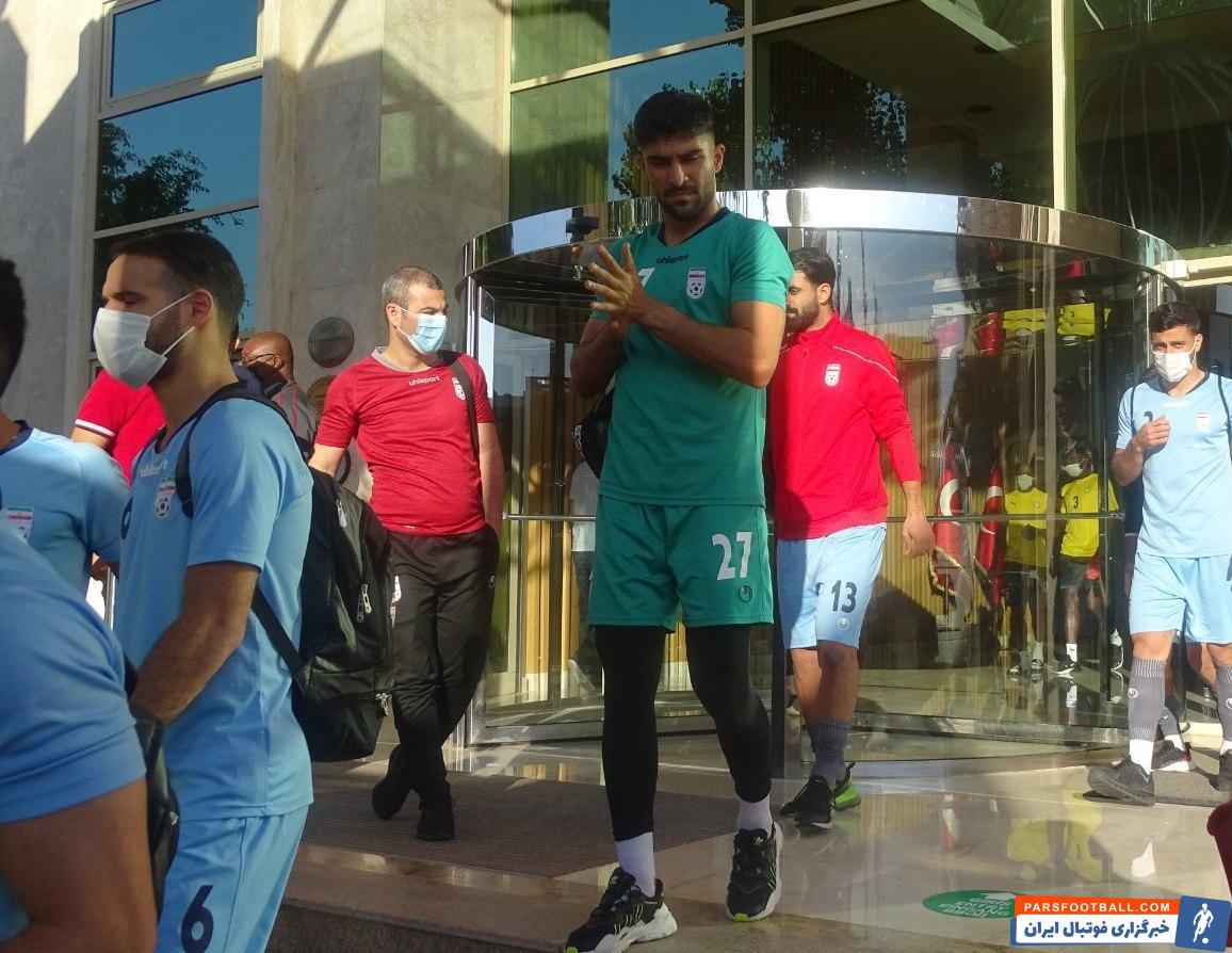 امیر عابدزاده پس از انجام سه بازی متوالی در لیگ برتر پرتغال و انجام بازی موثر مقابل پورتو، در شرایط خوبی به اردوی تیم ملی ایران اضافه شد ...