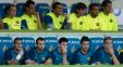 لیونل مسی و نیمکت نشینی در بارسلونا