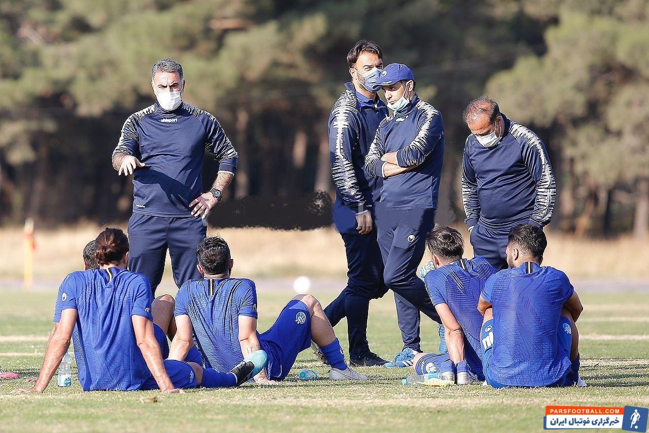 این موضوع به طور حتم کار محمود فکری و دستیارانش را برای انتخاب ترکیب 11 نفره تیم آبی سخت خواهد کرد و شاید آنها را دچار سردرد کند.