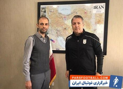 در اولین دیداری که اسکوچیچ و نویدکیا داشتند، شماره 4 سابق سپاهان هنوز به عنوان سرمربی جدید طلایی پوشان در لیگ بیستم انتخاب نشده بود