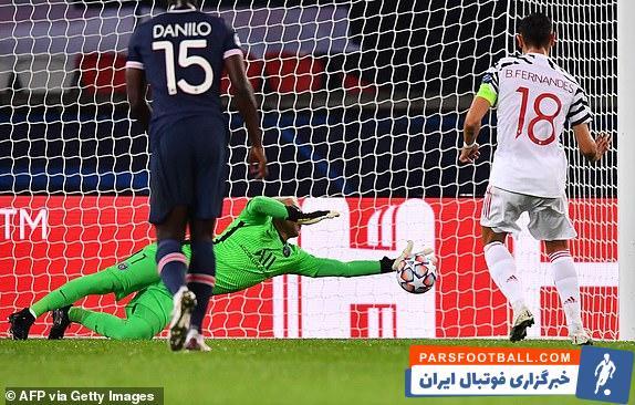 برونو فرناندز در دیدار ابتدای هفته یونایتد برابر نیوکاسل نیز پنالتی از دست داده بود، اما در آن بازی و با گلزنی خود او در ادامه یونایتد ...