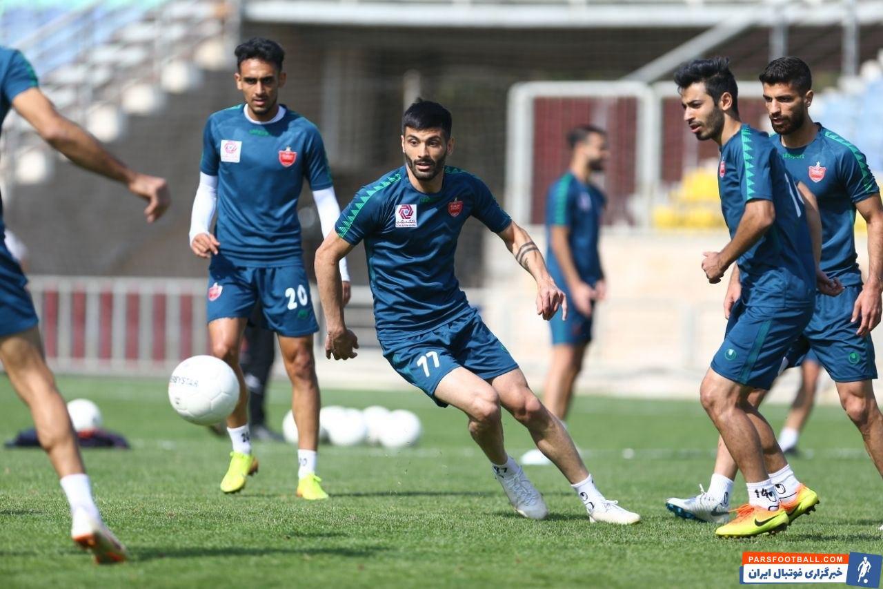 سعید آقایی  مدافع چپ بی رقیب پرسپولیس اکنون امیدوار است پاسخ مثبتی به اعتماد یحیی گل محمدی در فصل پیش رو بدهد.