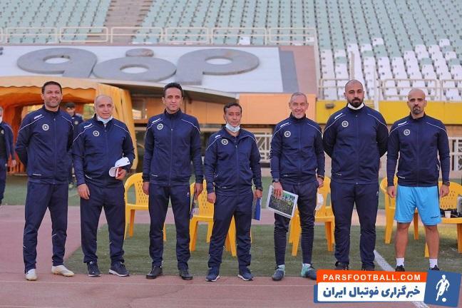 البته که همچنان مدیران باشگاه سپاهان در تلاش برای تکمیل کادر فنی تیم و اضافه شدن یک فرد با تجربه به نفرات فعلی هستند.