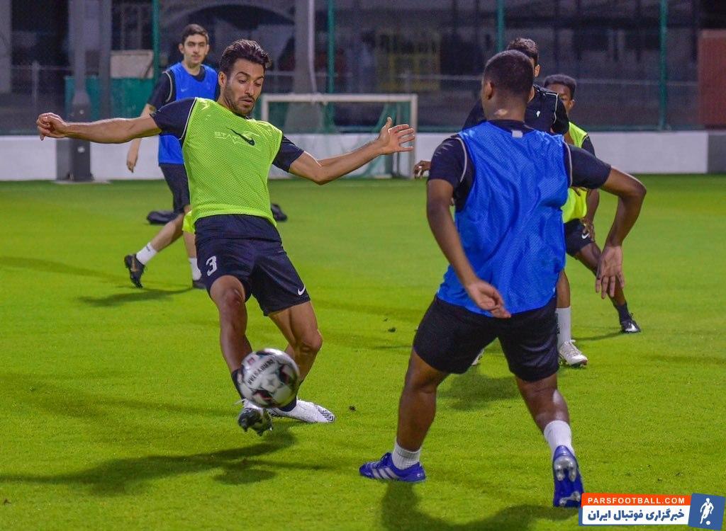 شجاع خلیل زاده یک هفته پس از عقد قرارداد رسمی با الریان قطر، بالاخره در تمرین این باشگاه حضور یافت تا آماده دیدار حساس پیش روی تیمش مقابل ....
