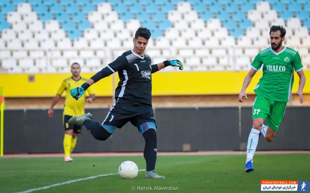 پیام نیازمند سنگربان جوان سپاهان امیدوار است به مانند دیدار تدارکاتی با ازبکستان، همچنان بتواند سنگربان شماره یک تیم ملی باقی بماند.