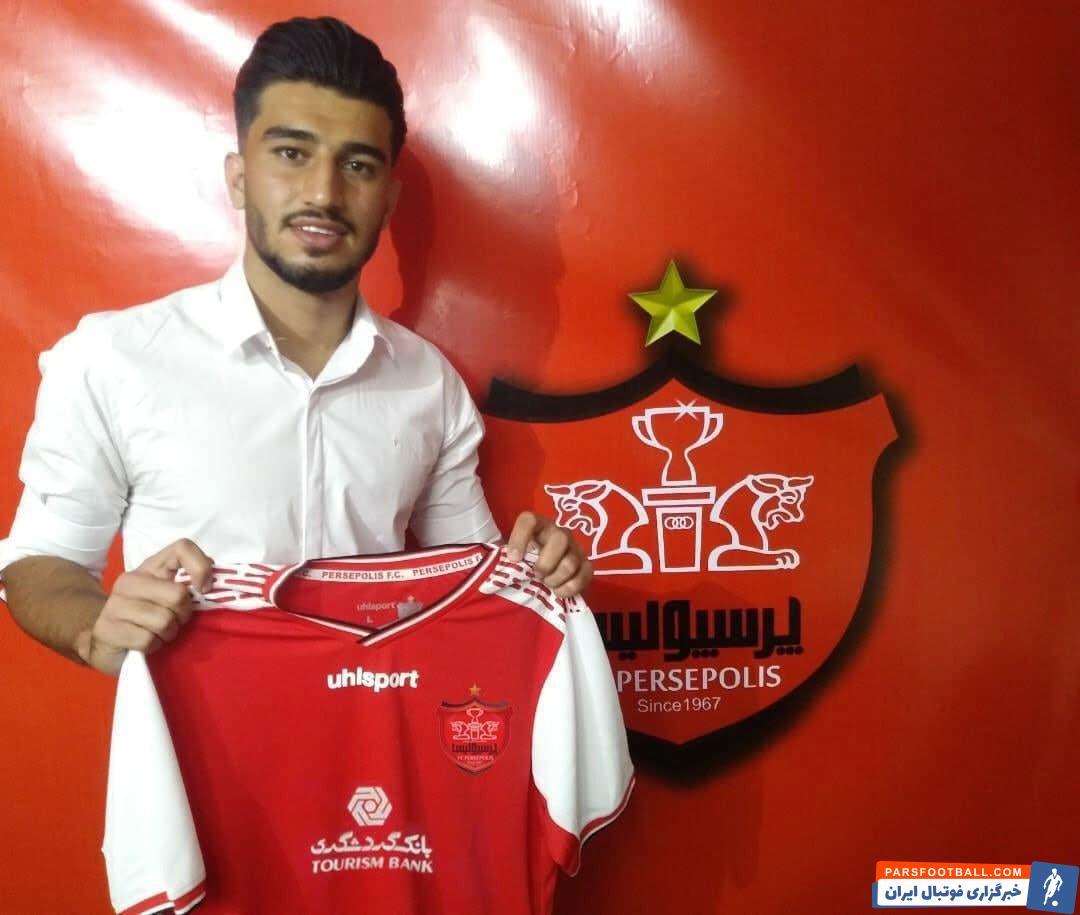 محمد شریفی هافبک جدید باشگاه پرسپولیس گفت: شرایطی به وجود آمد که فصل قبل مصدوم شدم اما امسال با تمام وجود برای پرسپولیس بازی میکنم.