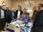 محمود یاوری ،پیشکسوت فوتبال ایران و اصفهان حدود یک ماه است که به دلیل ابتلا به بیماری کرونا ، در بیمارستان الزهراصفهان بستری است.
