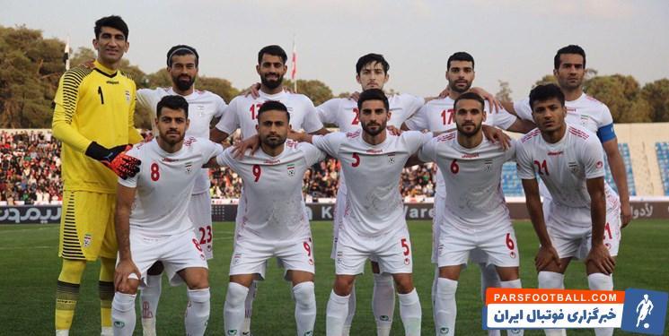 رسمی ؛ اعلام لیست تیم ملی ایران برای حضور در اردو