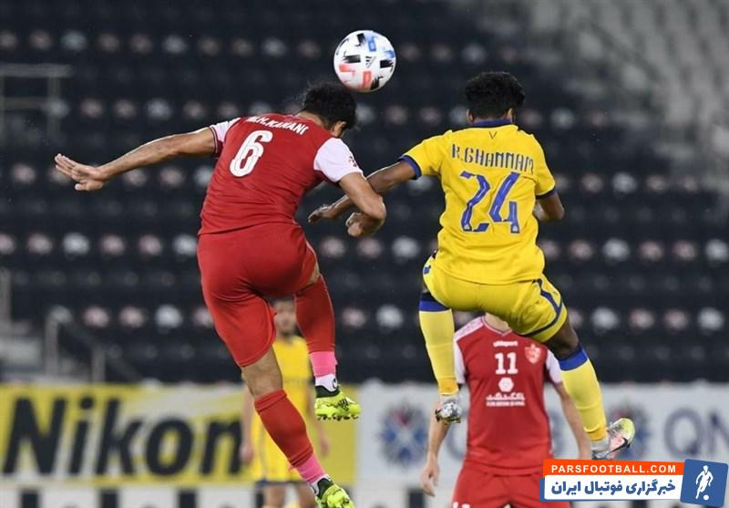 توضیحات فدراسیون فوتبال درباره شکایت النصر از پرسپولیس
