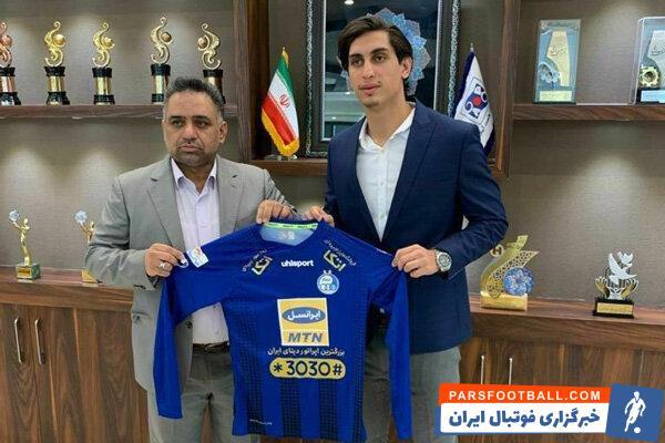 باشگاه استقلال مشکل محمد نادری را حل کرد ؛ ستاره سرخ ها بزودی در تمرین آبی ها