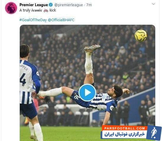 از سوی دیگر رسانه انگلیسی worthingherald هم نوشت: ستاره ایرانی دیگر به فکر رفتن از برایتون نیست، چرا که جهانبخش میخواهد بجنگد.