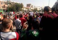 حدود ۱۰۰ هوادار تیم فوتبال پرسپولیس از صبح امروز (چهارشنبه) در اعتراض به وضعیت این باشگاه مقابل مجلس شورای اسلامی تجمع کردند.