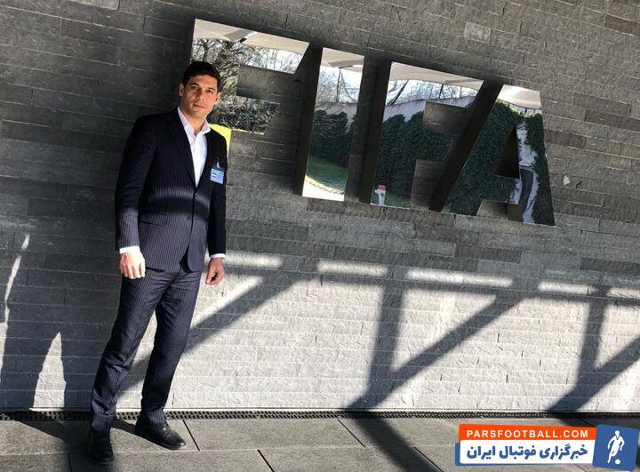 تبریک AFC به ابراهیم شکوری برای پست در پرسپولیس