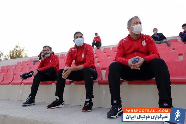 دراگان اسکوچیچ و وحید هاشمیان در تیم ملی