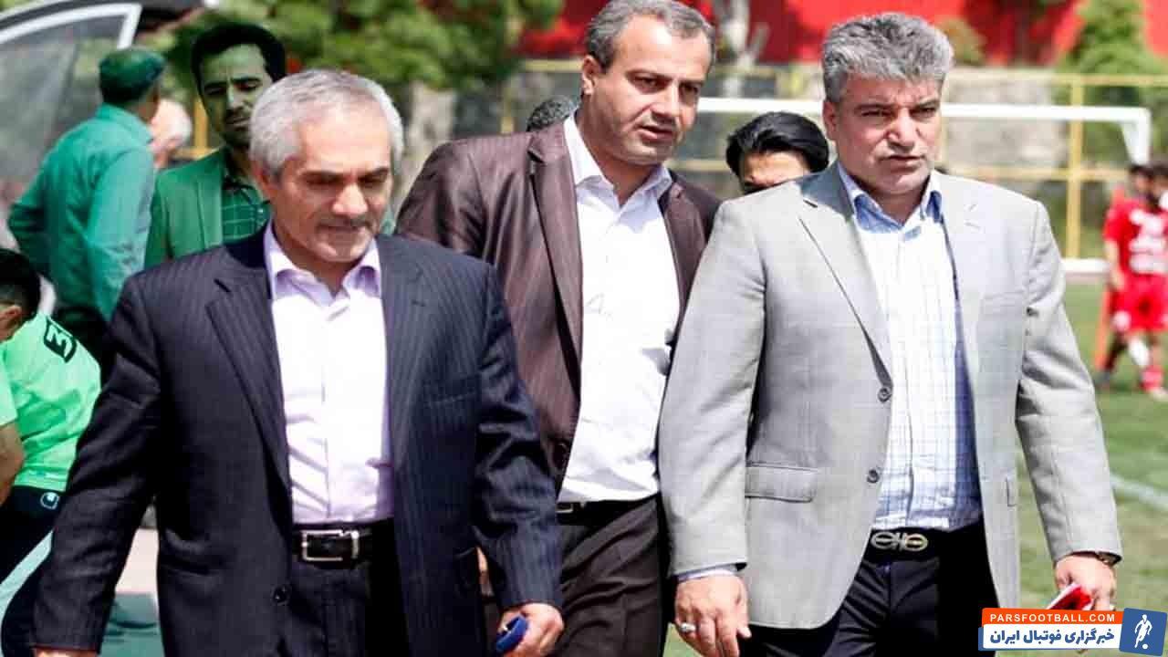 پرسپولیس و انتخاب مدیرعامل جدید ؛ شاید علی اکبر طاهری