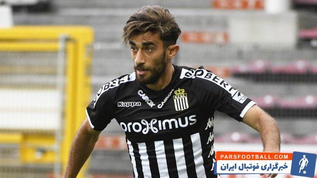 علی قلی زاده هافبک تیم ملی فوتبال ایران و هافبک تیم شارلروا بلژیک صحبت هایی را در مورد مارک ویلموتس انجام داده است .
