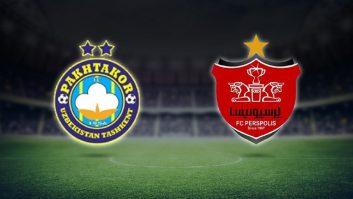 حاشیه دیدار پرسپولیس و پاختاکور ازبکستان در مرحله یک چهارم نهایی لیگ قهرمانان آسیا